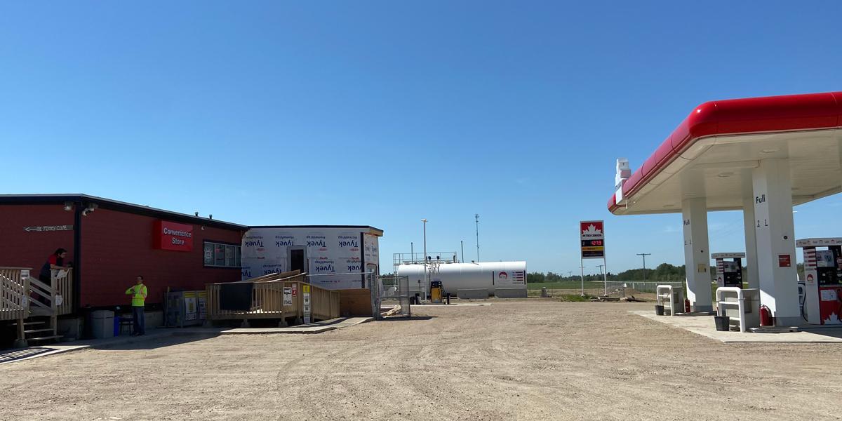 Misty Petroleum Petro-Canada