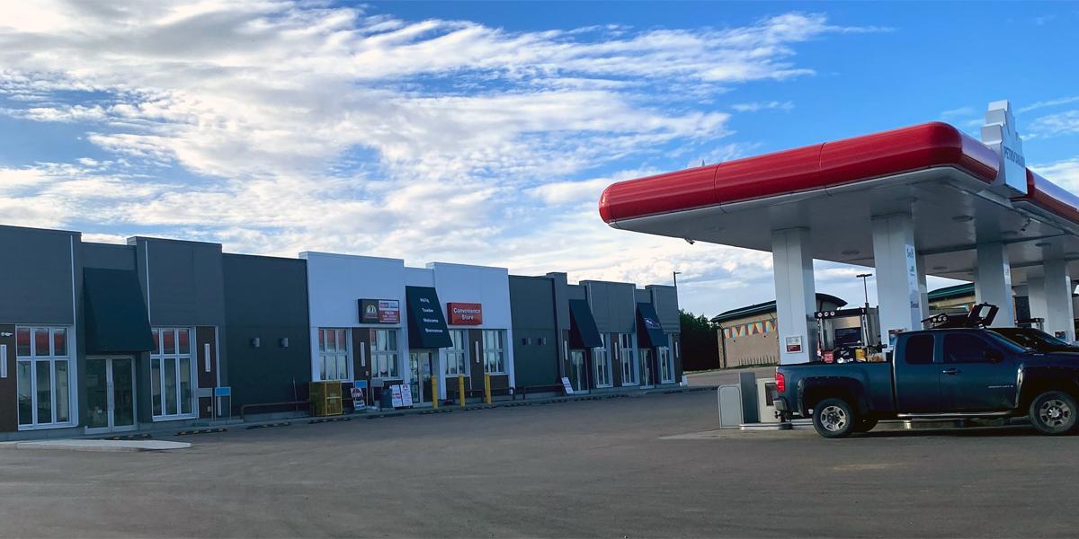 Petro-Canada à Premières Nations de Cold Lake